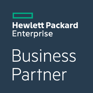 HPE Business Partner Logo